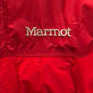 Men's Marmot windbreaker, size M, VGUC